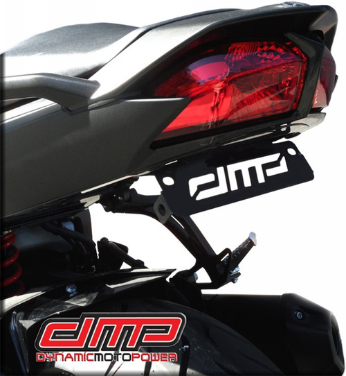 DMP FENDER ELIMINATOR KIT (BLACK) (680-6800)