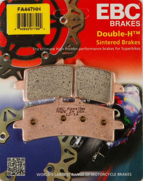 EBC Double-H Sintered Metal Brake Pads FA447HH