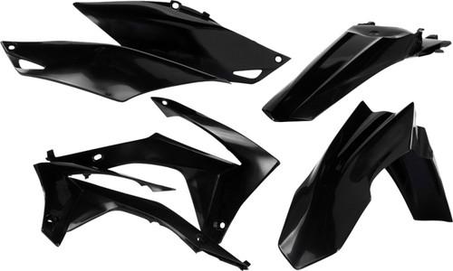 ACERBIS PLASTIC KIT (BLACK) (2314400001)