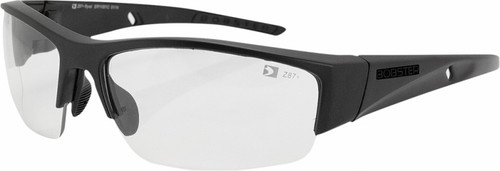 BOBSTER RYVAL SUNGLASSES BLACK W/CLEAR LENS (ERYV002C)