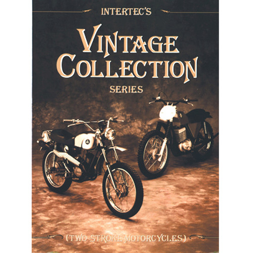 Clymer VCS-2 Service Shop Repair Manual Vintage 2-Stroke Collection