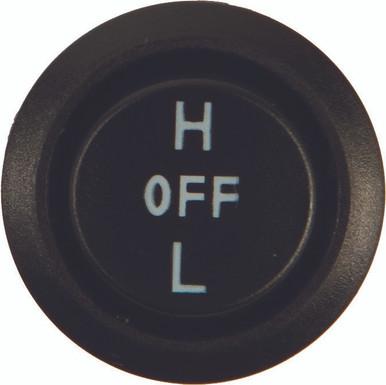 "SPI SM-01225  Universal Rocker Switch /""hI-LoW-Off/"""