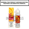 DUO-Peach Raspberry - 60 ML (3mg)