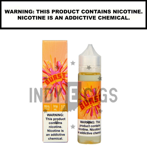 Sher-Burst - 60 ML (0mg)