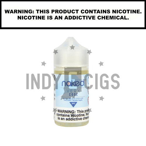 Naked Berry - 60 ML (0mg)
