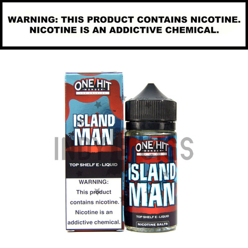Island Man - 100ML (6mg)