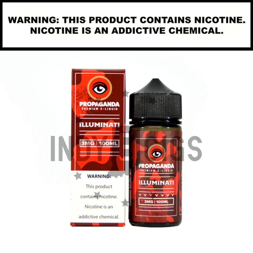 Illuminati - 100 ML (3mg)