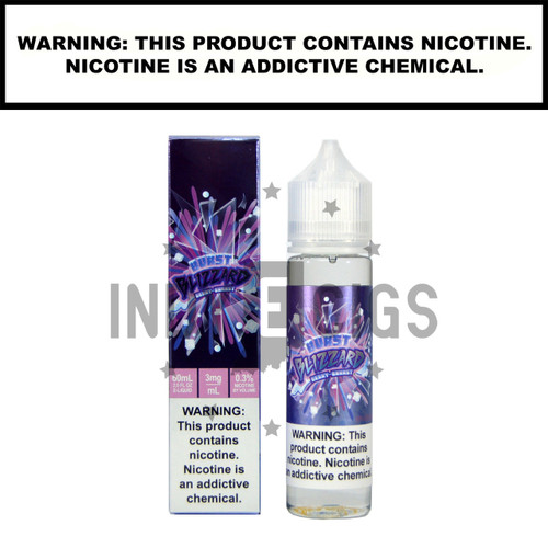 Blizzard Berry Burst - 60 ML (3mg)