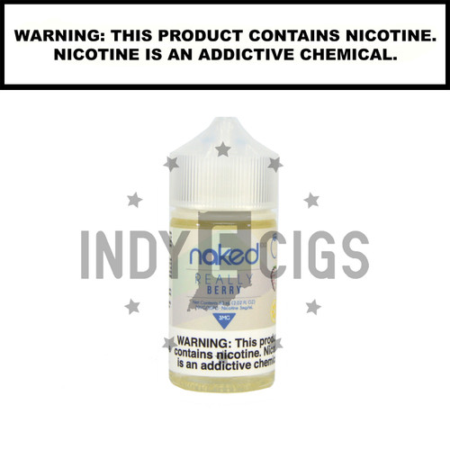 Really Berry - 60ml (12mg)