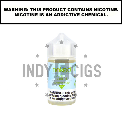 Naked Apple - 60 ML (3mg)