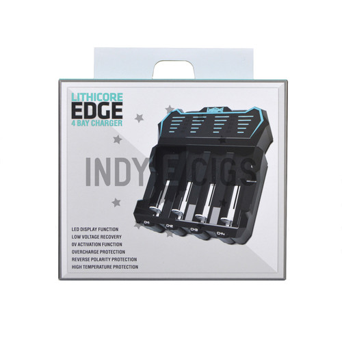 Lithicore Edge 4 Bay Charger