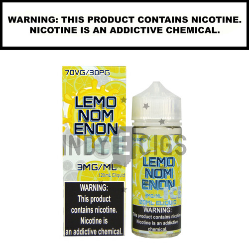 Lemonomenon ICE - 120 ML (3mg)