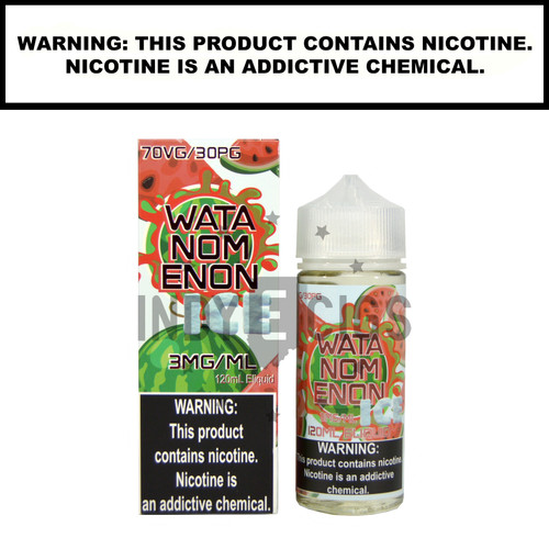 Watanomenon ICE - 120 ML (3mg)
