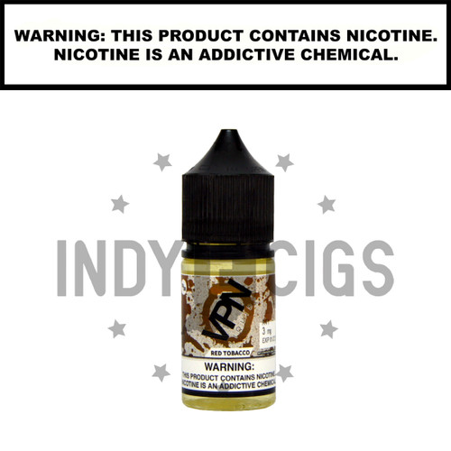 Red Tobacco - 30 ML (12mg)