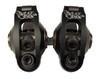 97-313BV 390CC Black Venom 1.3 Ratio Roller Rocker Set