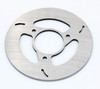 "3151D Steel Mini-Lite Brake Rotor 6""x 3/16"""