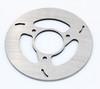 """3151D Steel Mini-Lite Brake Rotor 6""""x 3/16"""""""