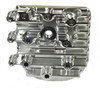 6026 Billet Cylinder Head, Briggs 5HP Flathead Finned Open Big Valve