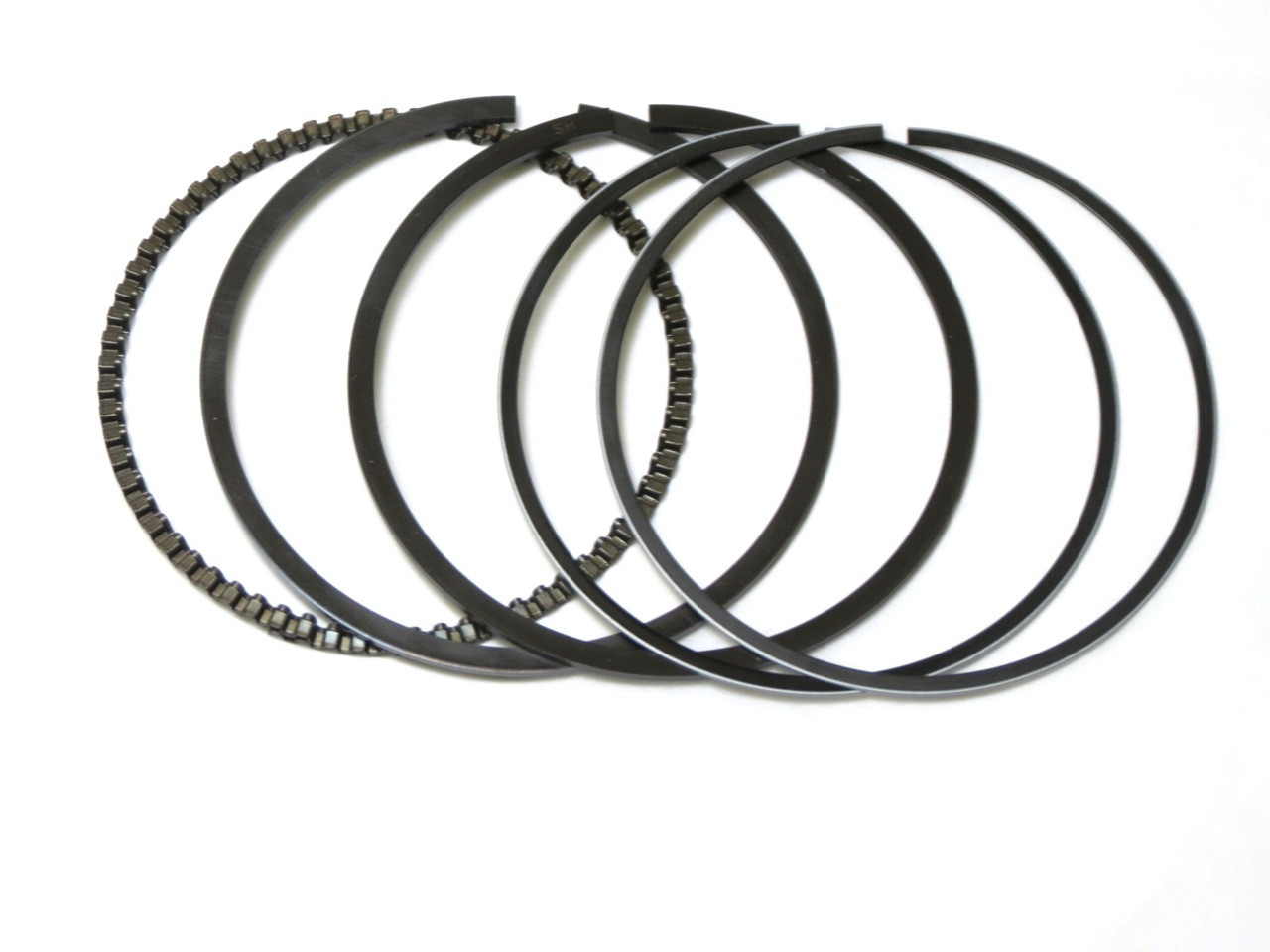 Both Std /& Predator 212cc  Flat Top Piston RING Sets 010