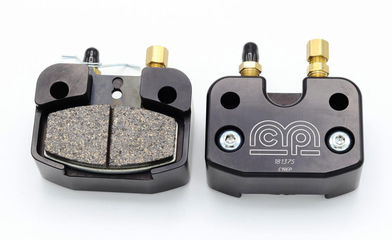 3065 MCP 1.375 Billet Brake Caliper, W/Pads
