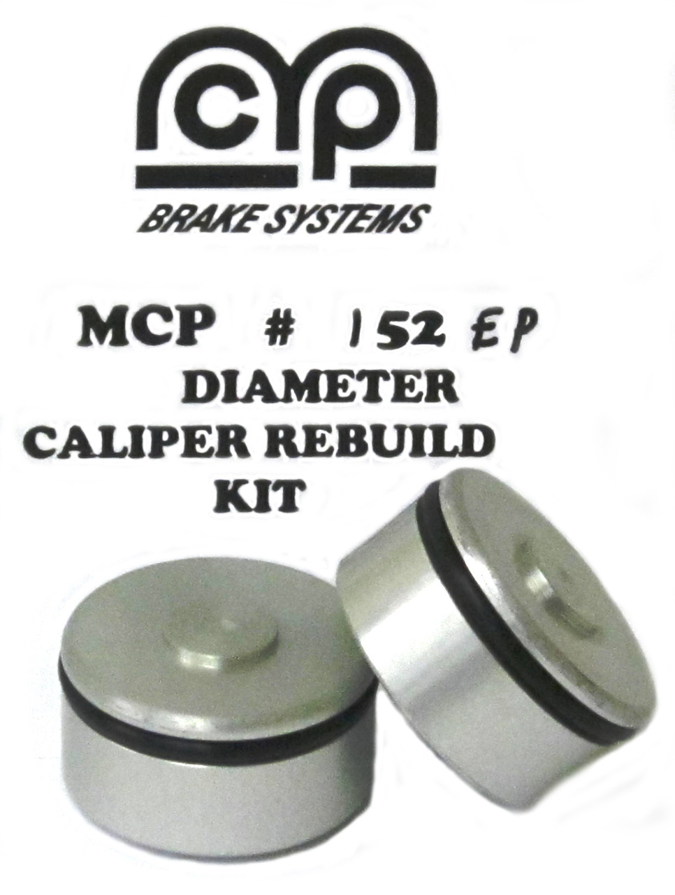 3052 Rebuild Kit for MCP Caliper