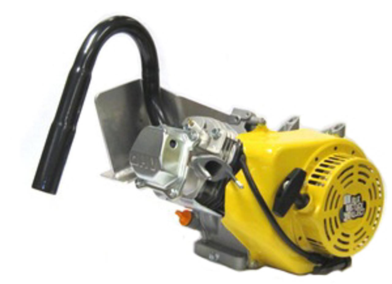 18-930HJ  3-Staged J-Pipe Header