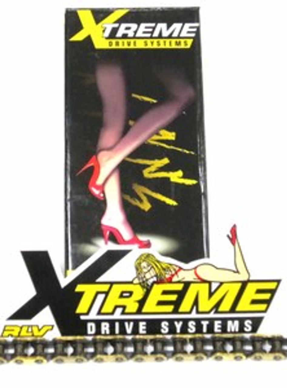 RLV-0850 X-treme Gold/Black #35 Kart Chain 106L