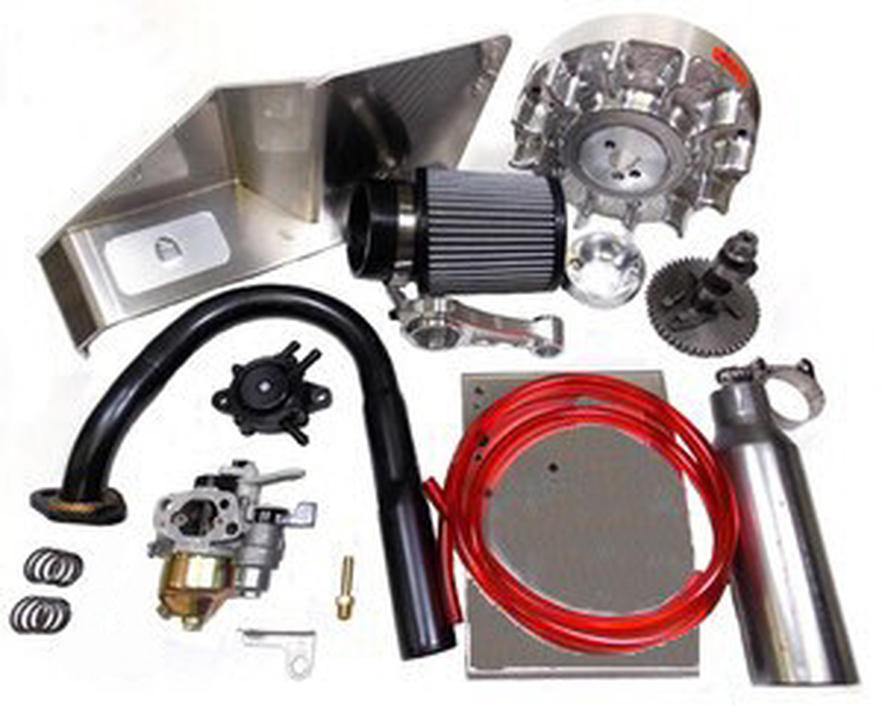DJ-1024 Builder Prepared Parts Kit