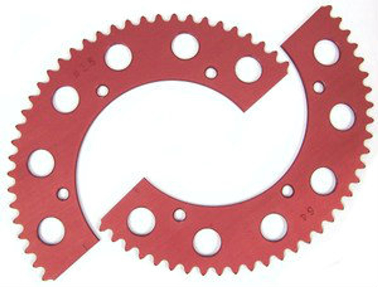38XX Split Axle Sprocket #35 Chain