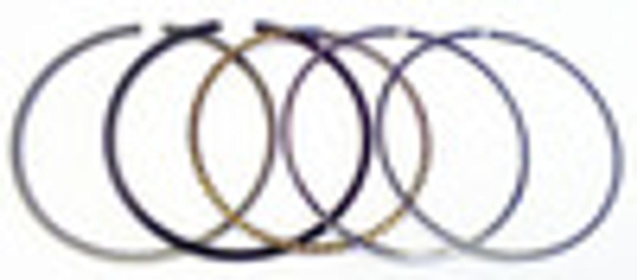 """DJ-2291 Honda +.010"""" Over ZOT Rings"""