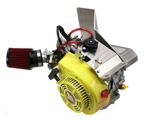 DJ-1005 Box Stock You-Build-It Race Engine Kit with BSP4 Cam.