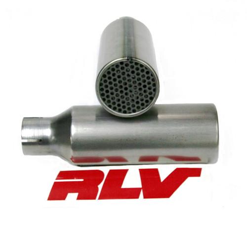 """RLV-4100 Muffler for 1"""" Pipe"""
