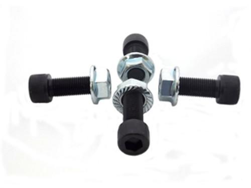 8150 Rear Hub Bolt & Nut Kit 4x4