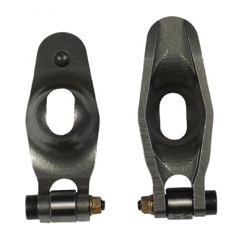 DJ-2102 Billet Steel 1.2 Ratio Roller Tip Rocker Arm Set