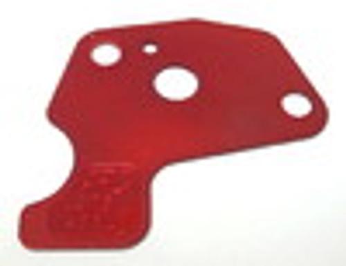 DJ-1375 Red Restrictor Plate