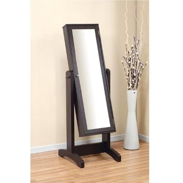 Full Length Mirror WiF + DVR Hidden Spy Camera With Wireless Streaming Video for PC, Tablet & more