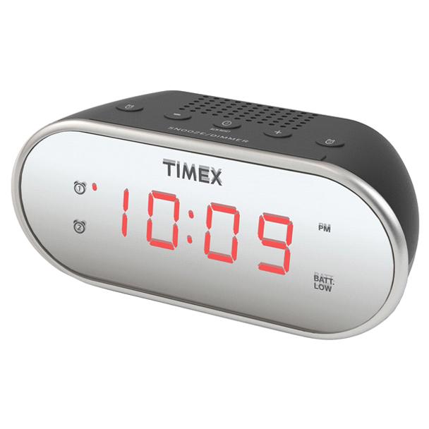 1080P HD Timex Clock Radio Surveillance Camera