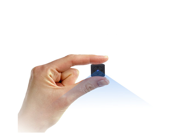 Blu ray dvd case hidden camera secureguard elite alarm clock