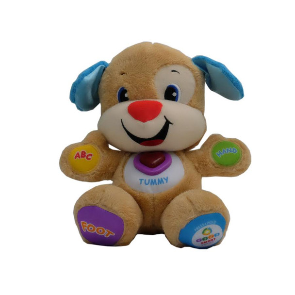 Plush Dog Wi-Fi Hidden Nanny Camera with 15 Hour Battery and Wireless Streaming Video For Pc, Tablet & More