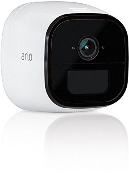 Arlo Go Mobile HD Security Camera with Data Plan | LTE Connectivity | Night Vision | Local Storage (SD card) | Weatherproof