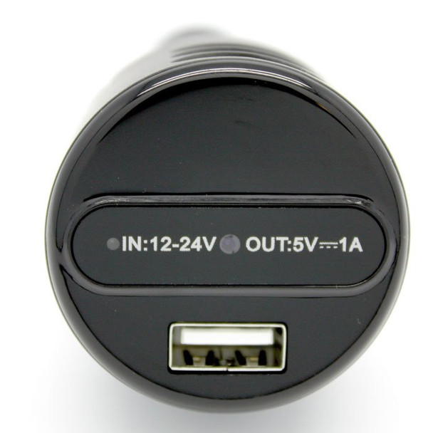 Car Charger Hidden Camera with Night Vision