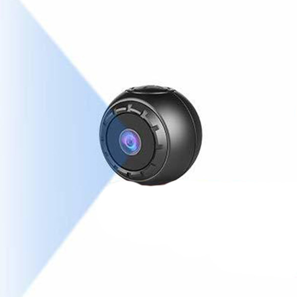 Round CCTV Camera (BALL) with Night Vision-Battery Operated