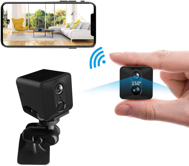 Pview-WiFi HD 1080P Camera PIR 50-Days Standby/Low Power Consumption Motion Detection Video Recorder Night Vision