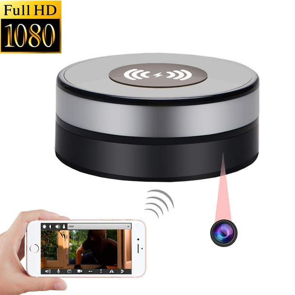 Pview-Wireless Phone Charger 360 Degree Wifi Camera