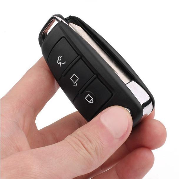1080P Car Key Hidden Spy Camera b with HD IR Night Motion Detection