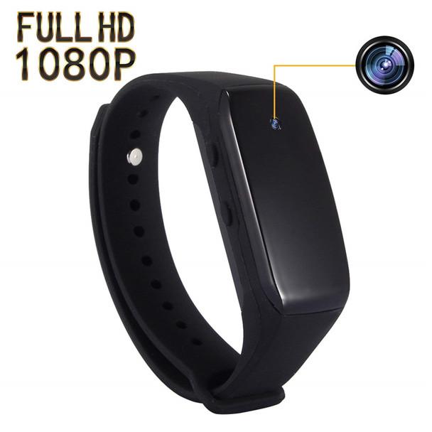 1080P HD Wearable Wrist  Camera  Bracelet Video Recorder Sport Wristband Camera