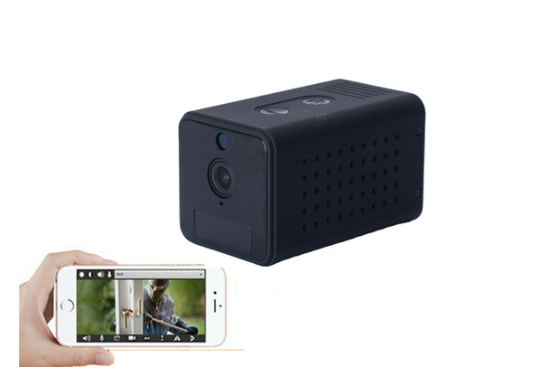 WiFi Camera 1080P Camera PIR 90-Days Standby/Low Power Consumption Motion Detection Video Recorder Night Vision