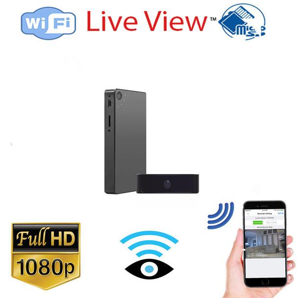 iFi Camera Power Bank HD 1080P Wireless Hidden Spy Camera