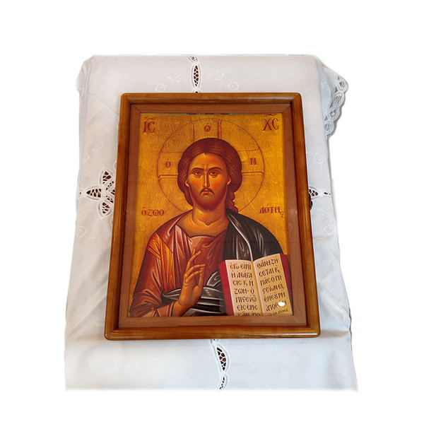 Hardwood Display Cases for 103 Icons Set (Cases Only)