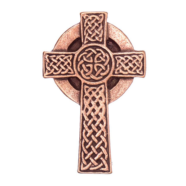 Irish Cross - Bronze